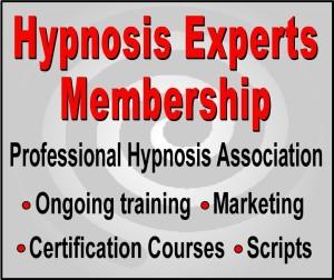 Hypnosis Experts Membership