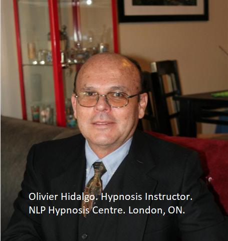Olivier Hidalgo Certified Instructor.